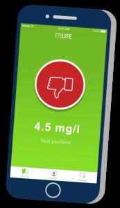 misurazione tasso alcolico etilife