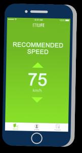 velocità consigliata monitoraggio etilife